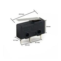 DC166 Micro Switch - Thumbnail