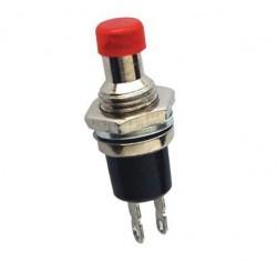 DC177 Kırmızı Push Buton - Thumbnail