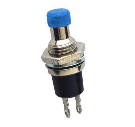 DC177 Mavi Push Buton