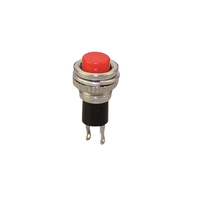 DC179 Kırmızı Push Buton