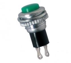 DC179 Yeşil Push Buton - Thumbnail