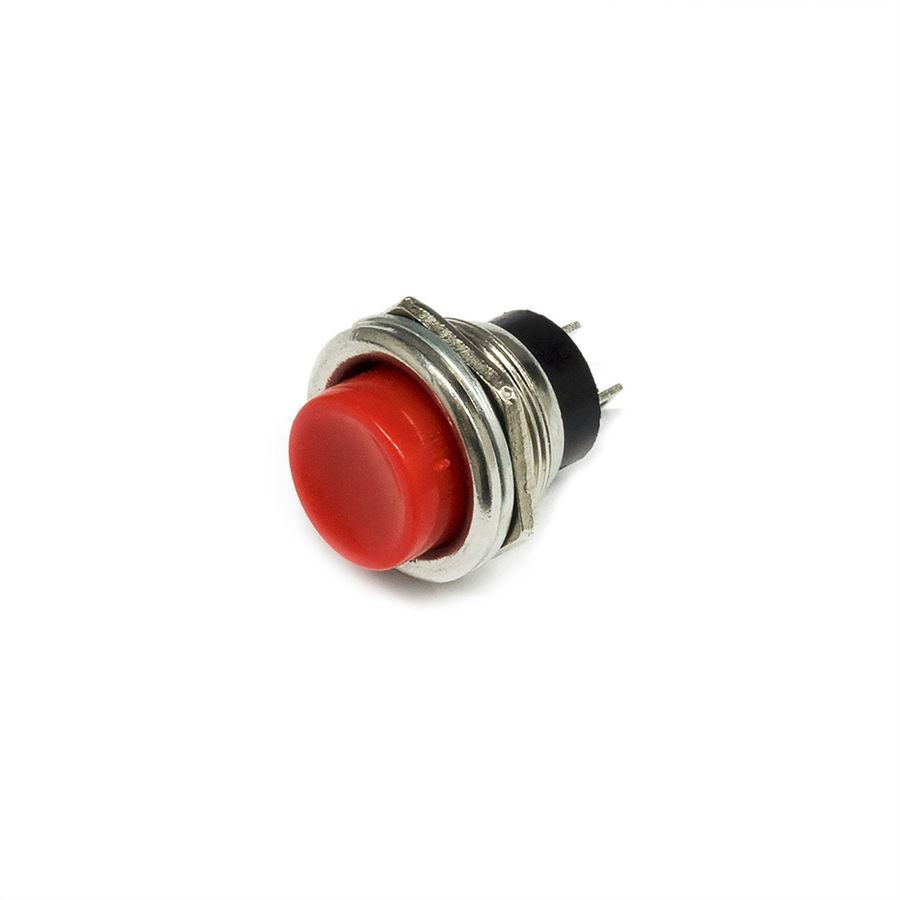 DC180 Kırmızı Push Buton