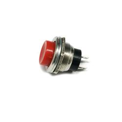 DC180 Kırmızı Push Buton - Thumbnail