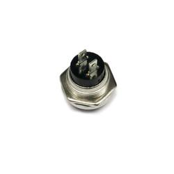 DC180 Siyah Push Buton - Thumbnail