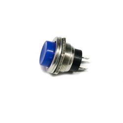 DC180 Mavi Push Buton - Thumbnail
