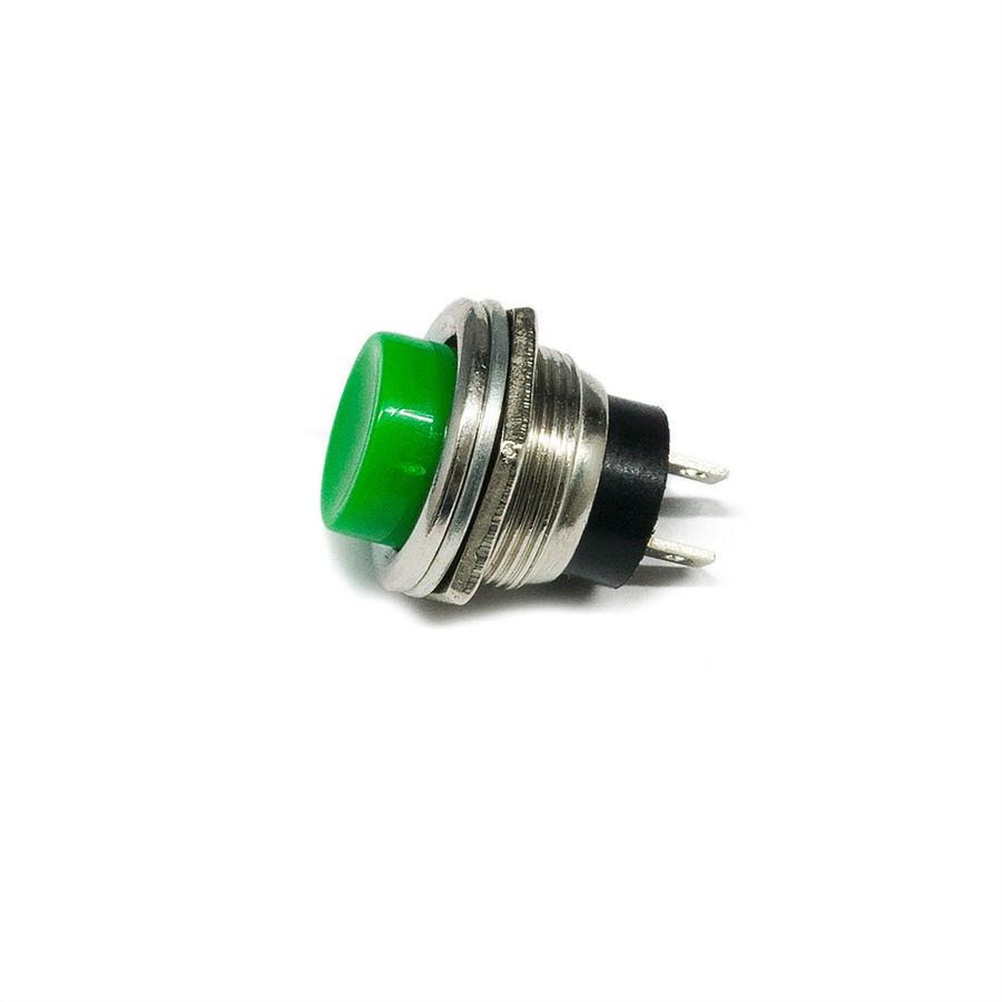 DC180 Yeşil Push Buton