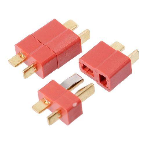 Deans Ultra Plug 40-80A Li-Po Konnektör Takım