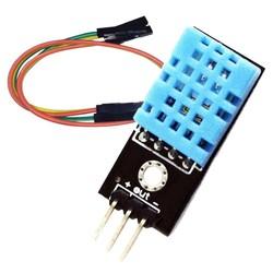 DHT11 Arduino Sensör Modulü (Nem ve Sıcaklık) - Thumbnail