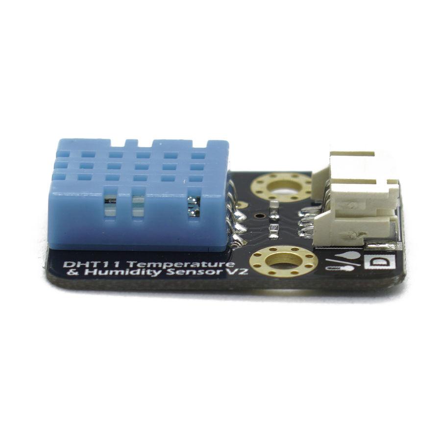 DHT11 Sıcaklık ve Nem Sensör Modülü