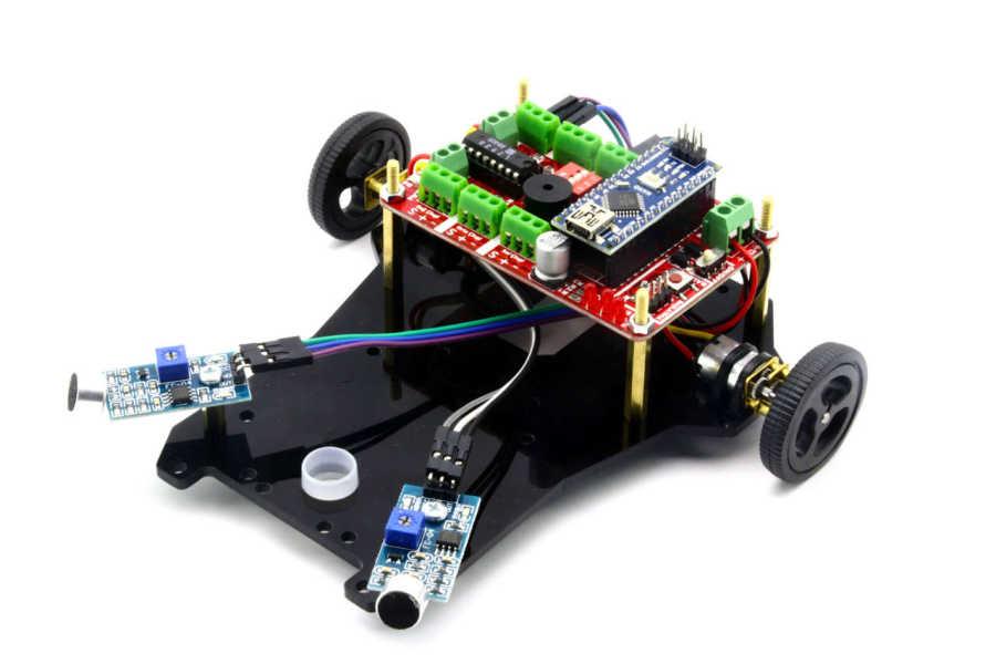 Diano Sese Yönelen Robot Kiti (Demonte)