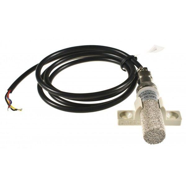 Dijital Sıcaklık ve Nem Sensörü (Paslanmaz Çelik Problu)