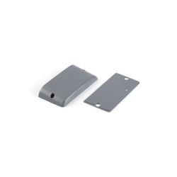 DM-040 Duvar Tipi Kutu Gri - 116 x 60 x 19mm - Thumbnail