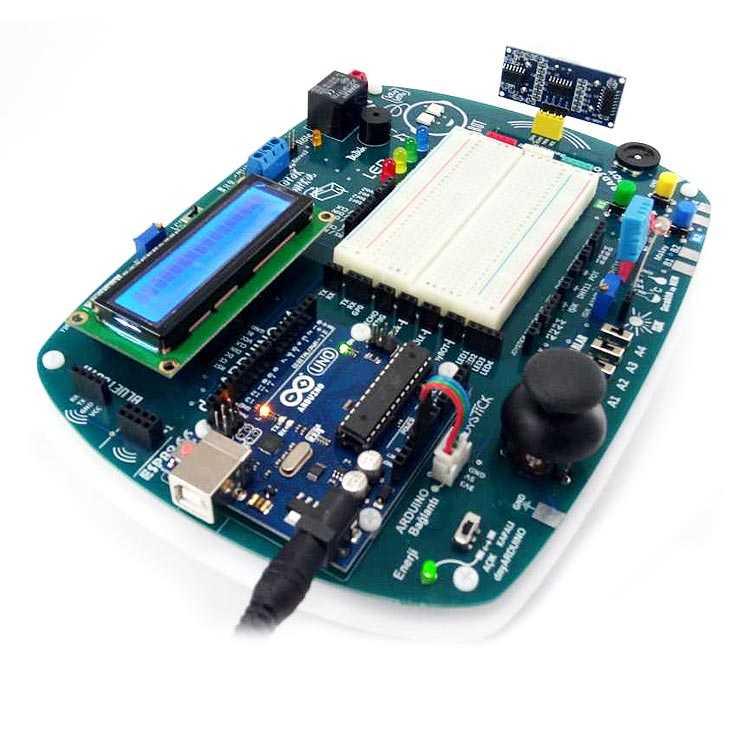 dnyARDUINO V4.0 Arduino Kodlama Eğitim Seti