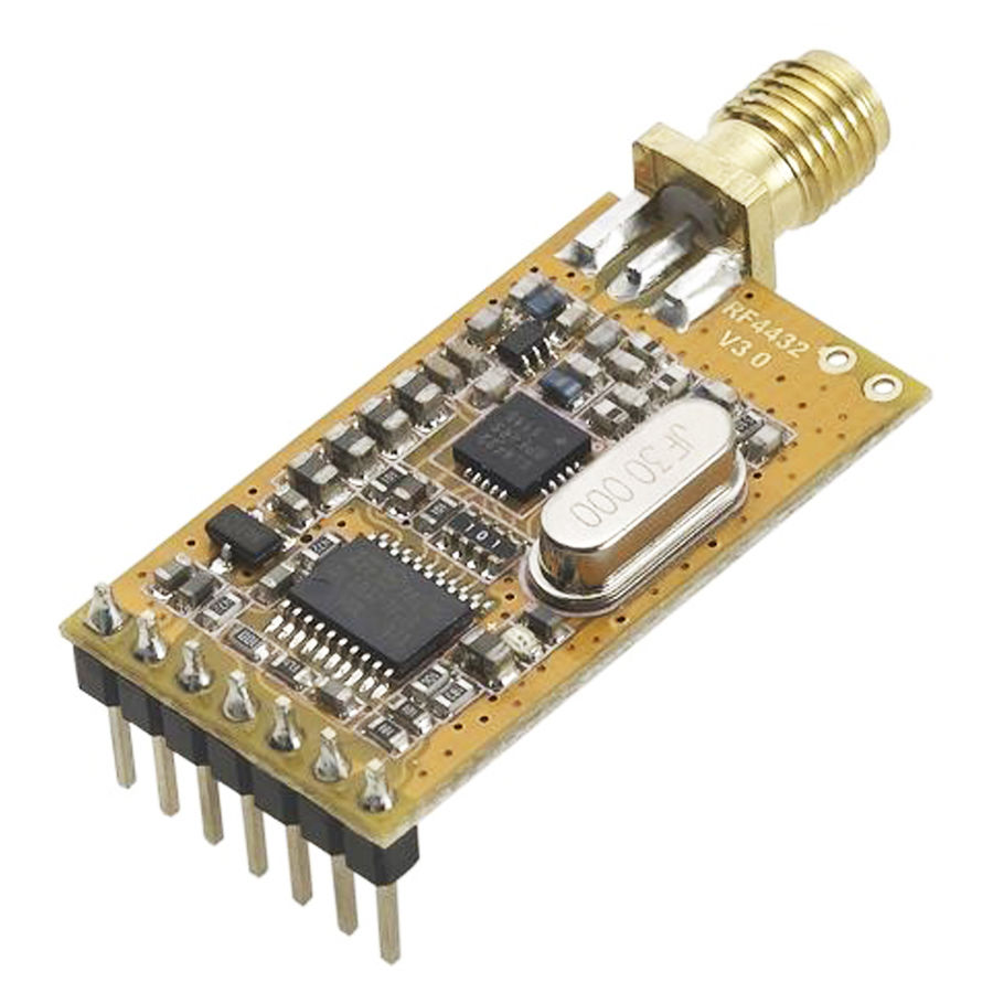 DRF4432D20 (20Dbm 433Mhz Transparent Rf Modül)