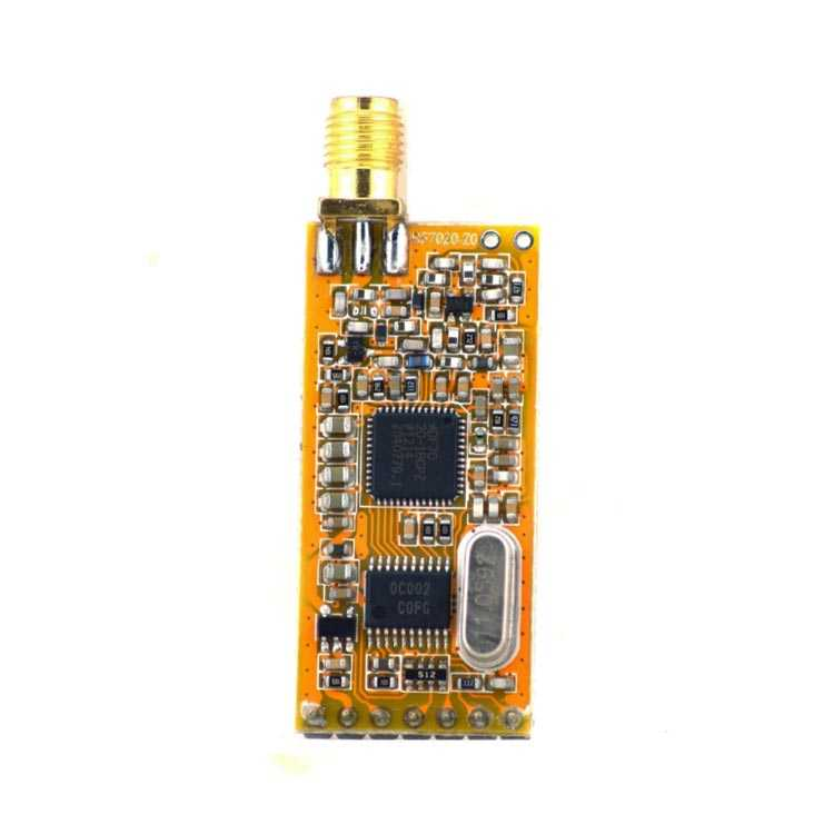 DRF7020D20 Dorji Alıcı Verici RF Modül (20dBm 433MHz Transparan)