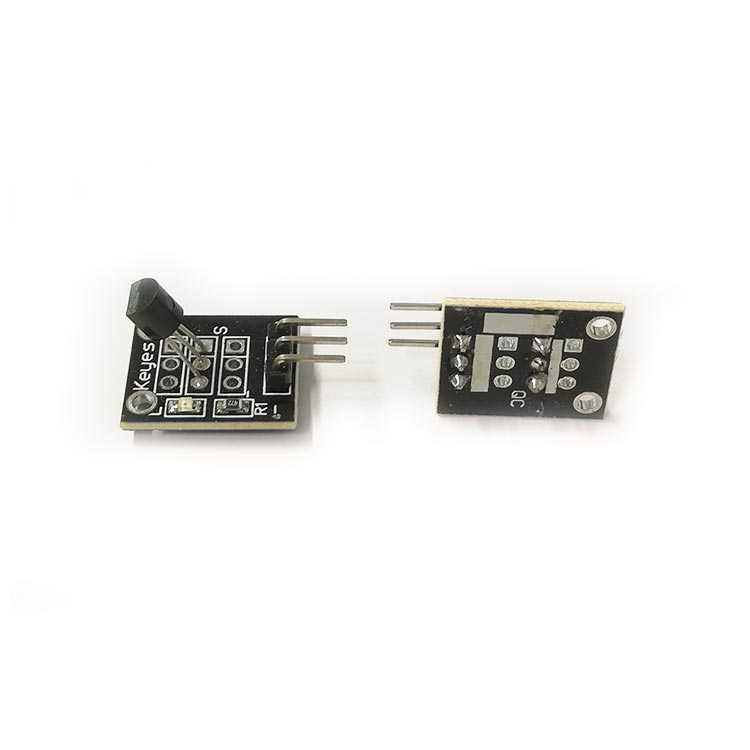 DS18B20 Sıcaklık Sensör Modulü