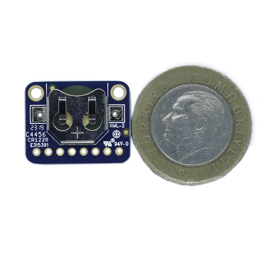 DS3231 Hassas RTC (Real Time Clock) Breakout Kartı