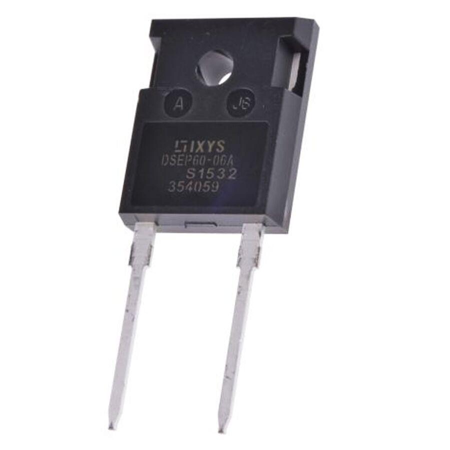 DSEP60-06A (HiperFRED 60A 600V 35ns) Hızlı Diyot