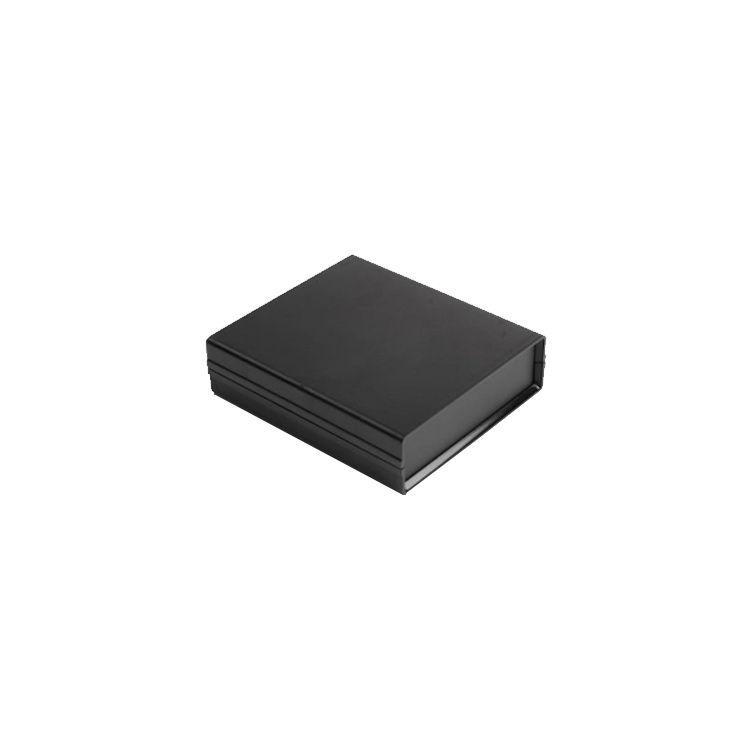 DT1010 Plastik Kutu Siyah (154x174x47mm)
