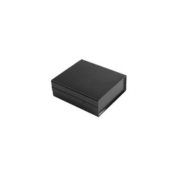 DT2020 Plastik Kutu Siyah (154x174x61mm) - Thumbnail