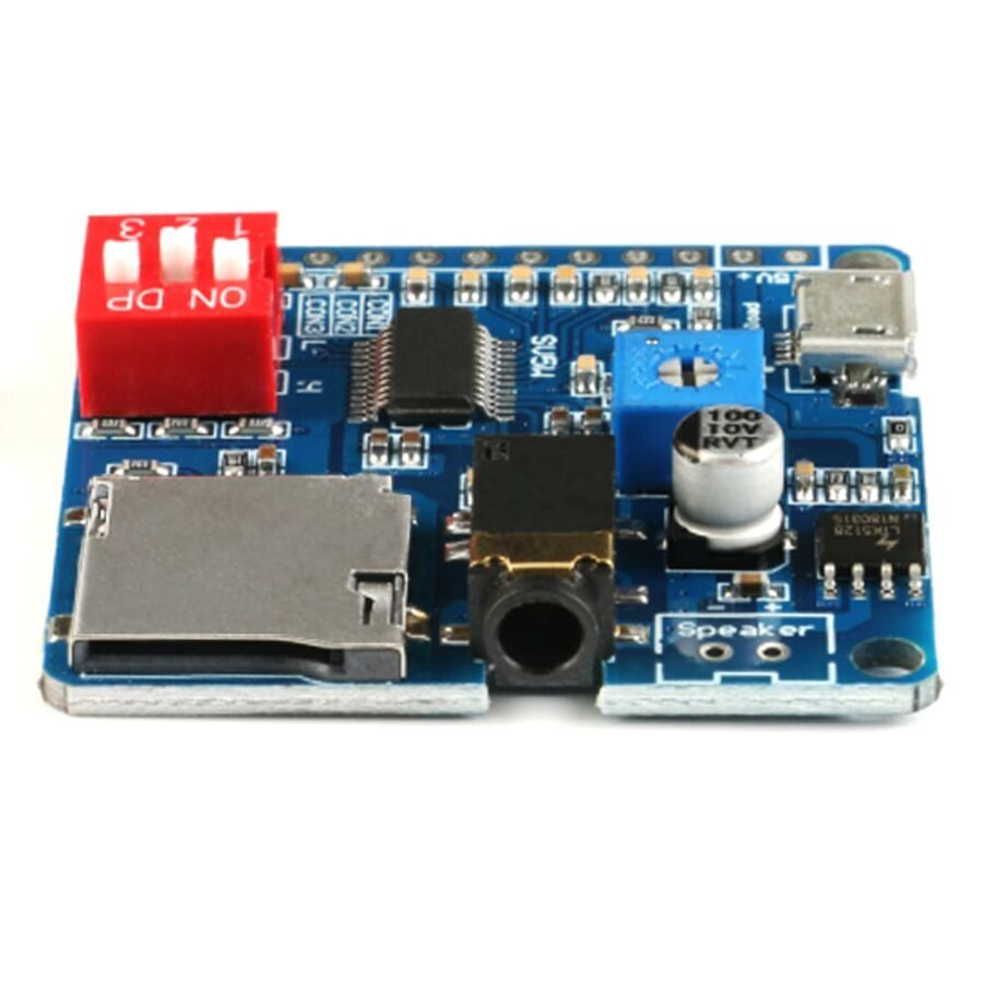 DY-SV5W Ses Çalma MP3 Modül