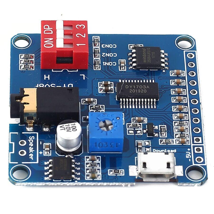 DY-SV8F Ses Çalma MP3 Modül
