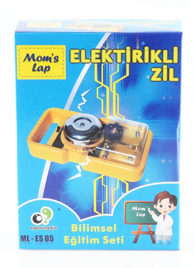 Elektrikli Zil Bilimsel Eğitim Seti