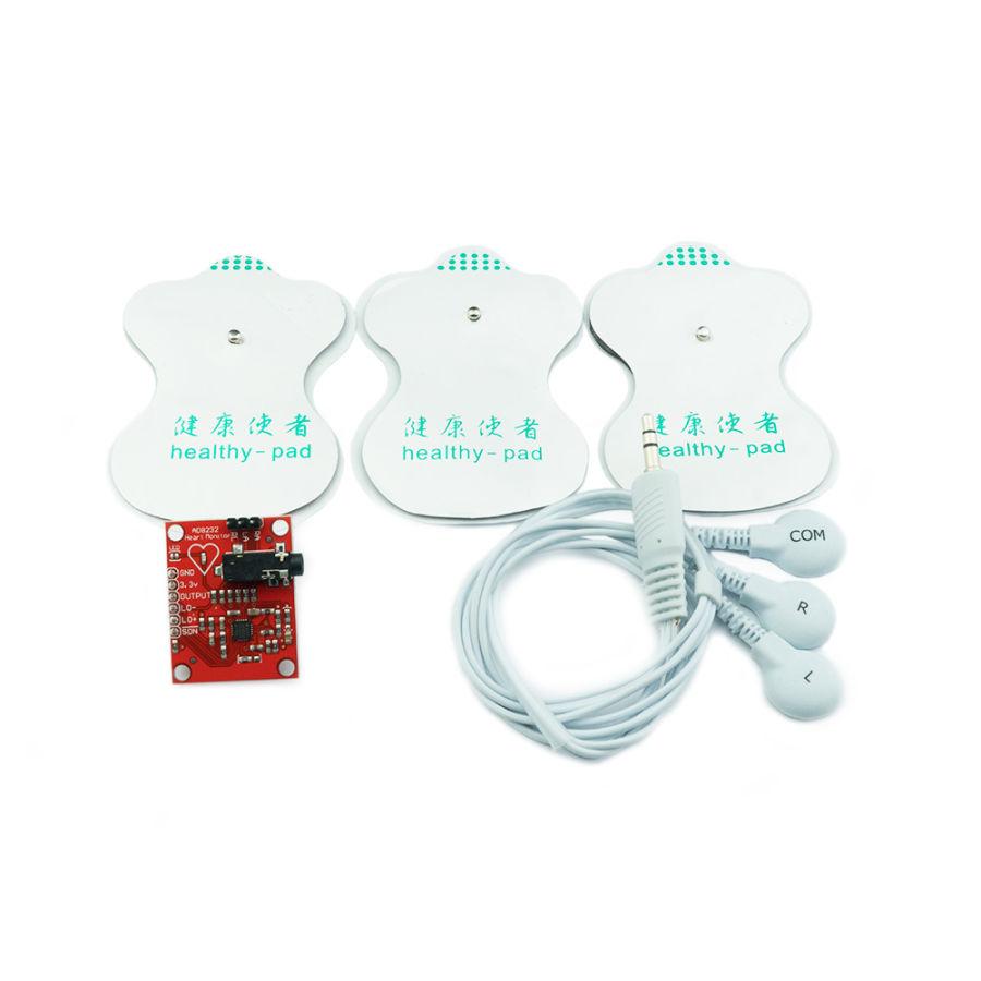 EKG Sensörü - Arduino EKG Sensörü Takımı