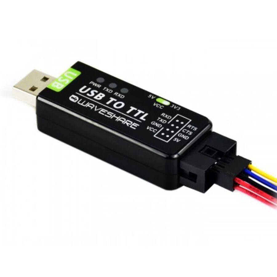 Endüstriyel USB-TTL Dönüştürücü Orijinal FT232RL