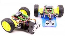 Engelden Kaçan Robot - Dörtgöz - Thumbnail