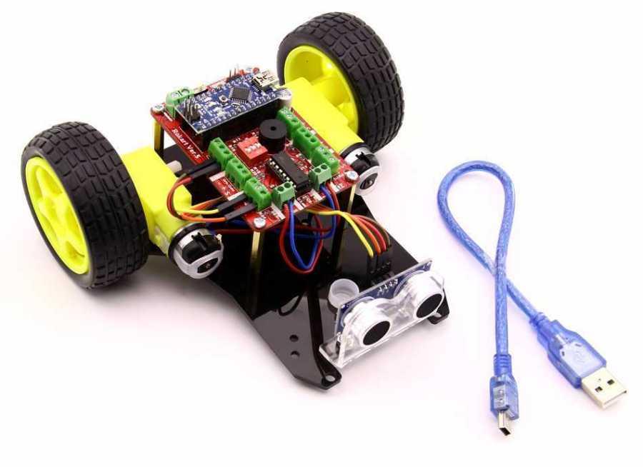 Engelden Kaçan Robot - Dörtgöz