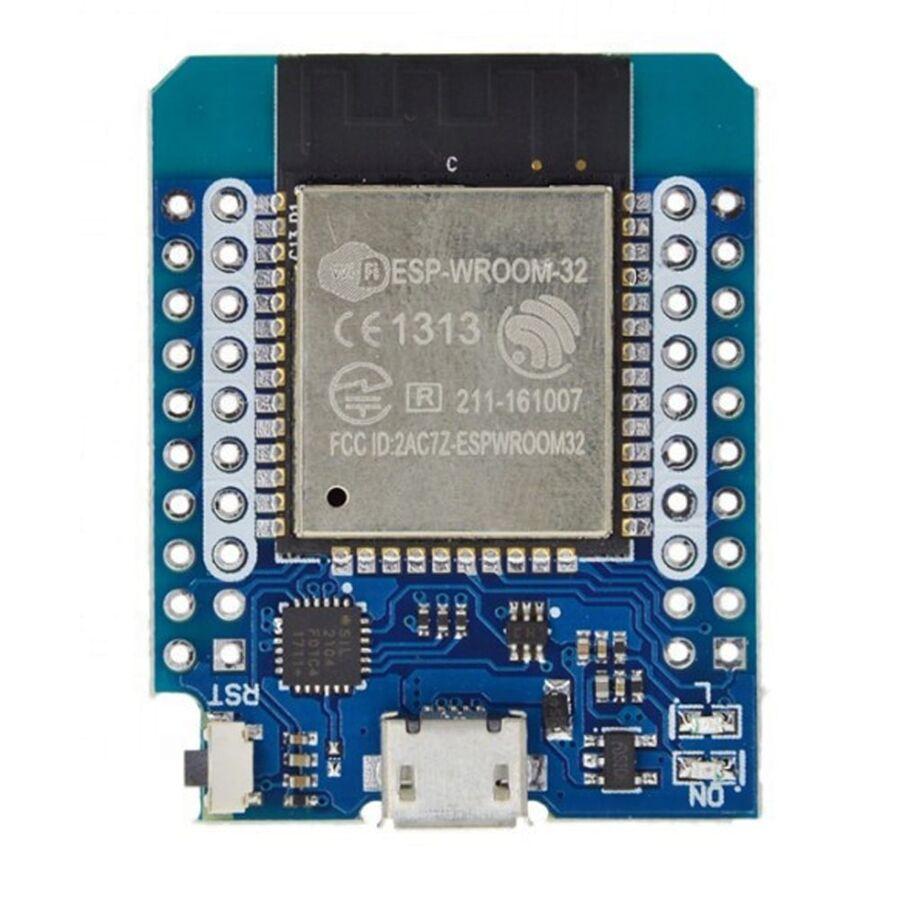 ESP32 Wifi + Bluetooth Mini Geliştirme Kartı