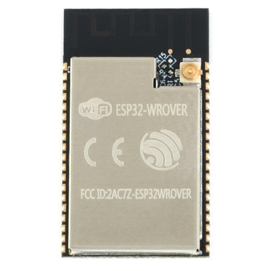 ESP32-WROVER-I Wifi Modül (u.fl Konnektörlü)