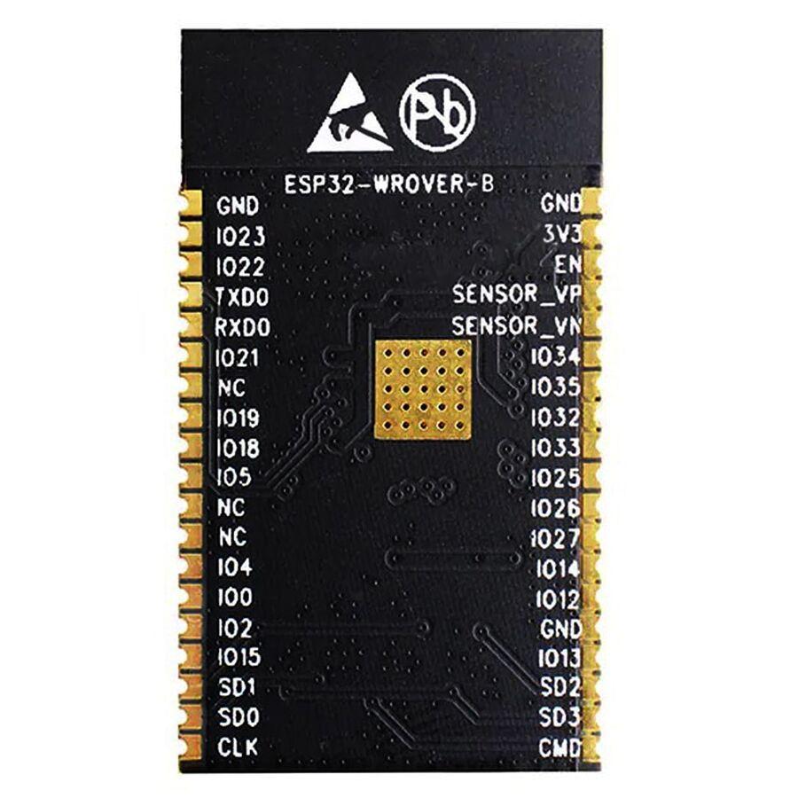 ESP32-WROVER-IB Wifi Modül (u.fl Konnektörlü)