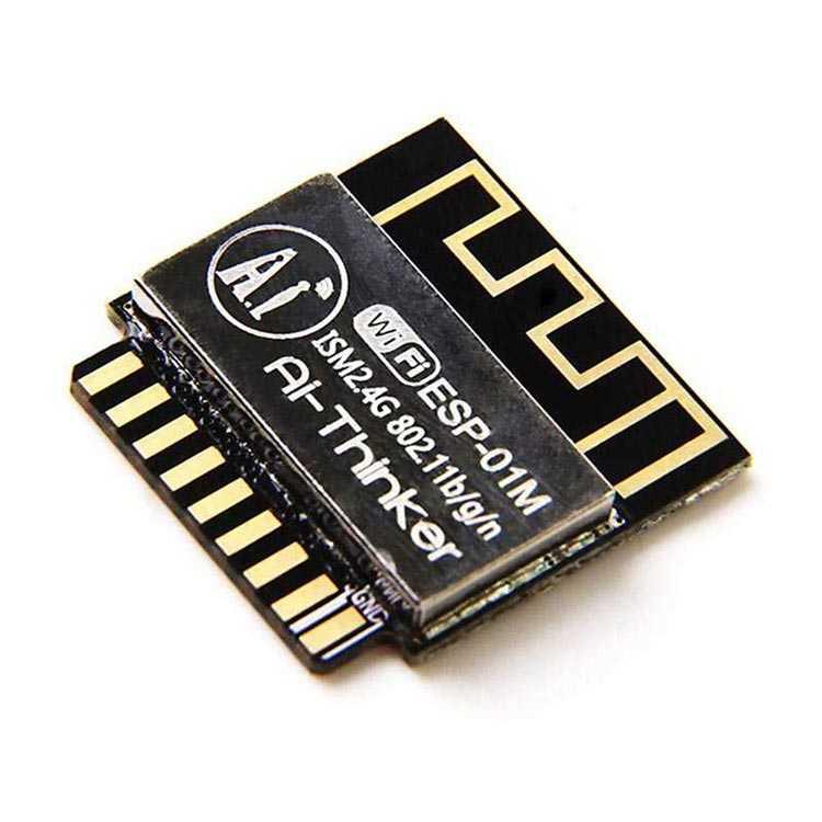 ESP-01M WiFi Modülü (Minyatür ESP-8266)