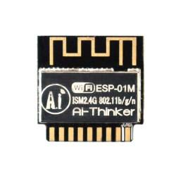 ESP-01M WiFi Modülü (Minyatür ESP-8266) - Thumbnail