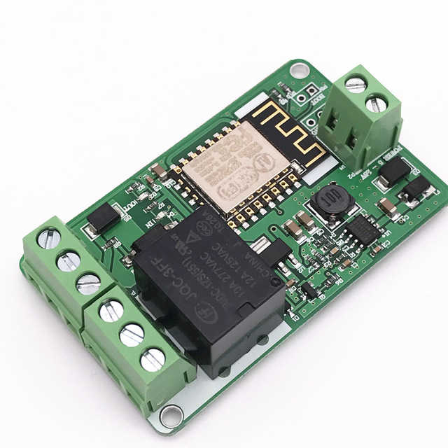Esp8266 Wifi Röle Modül