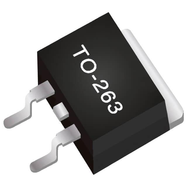 FDB045AN08 90A 75V N Kanal Mosfet TO263-3