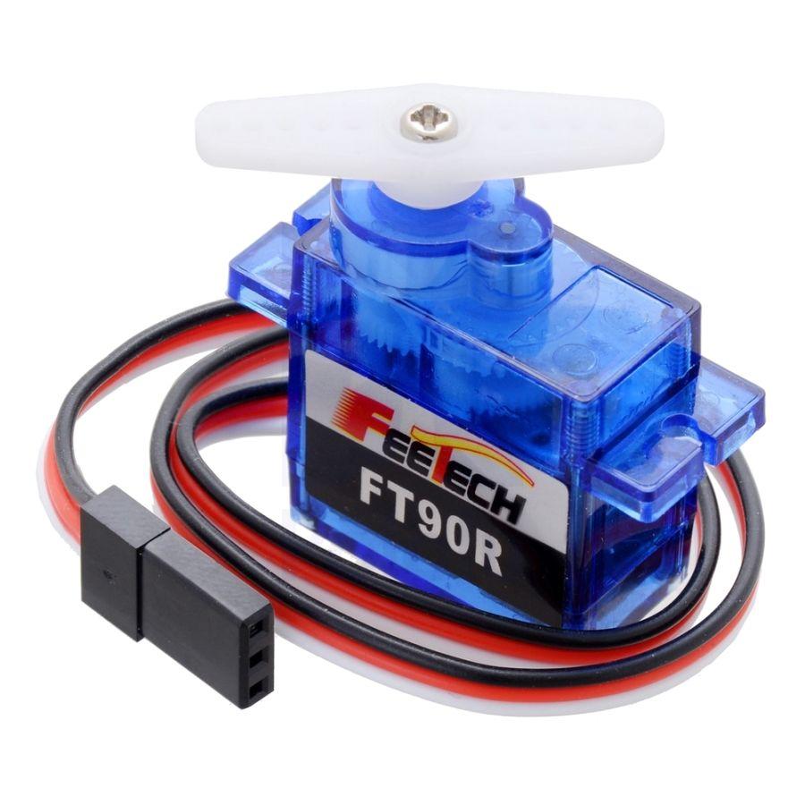 FEETECH FT90R Dijital Mikro Sürekli Rotasyon Servosu