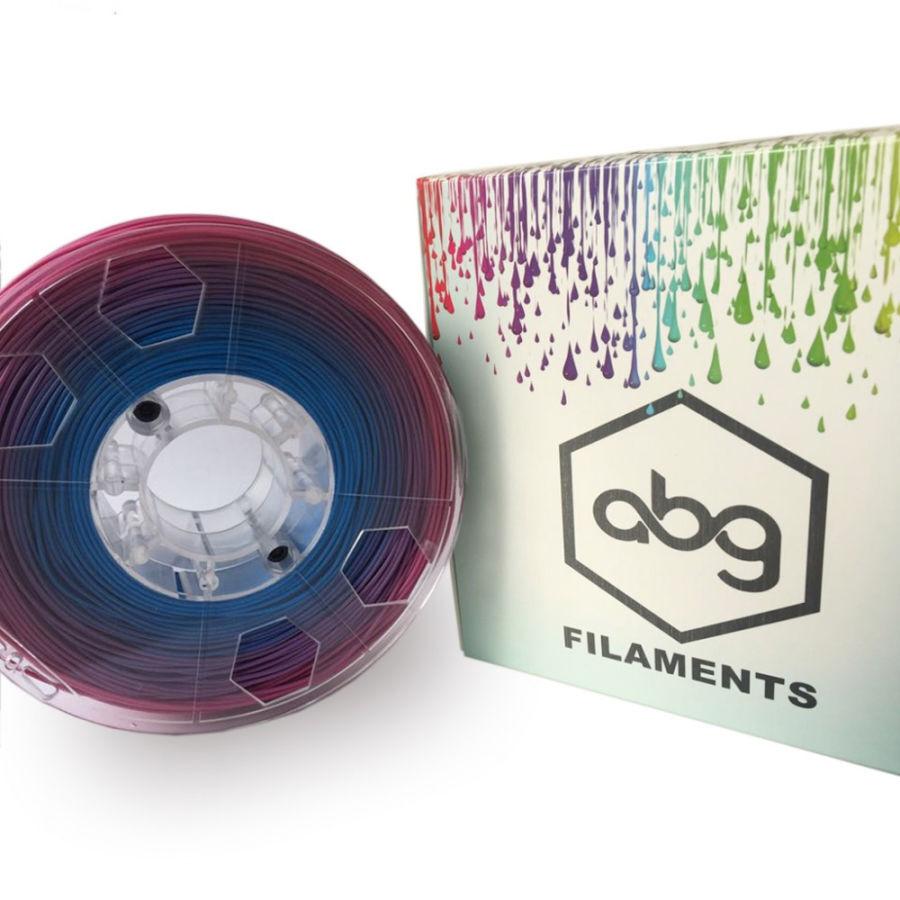 Filament 1.75 mm MultiColour ABS - ABG