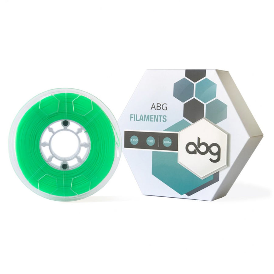 Filament 1.75 mm Neon Yeşil PLA - ABG