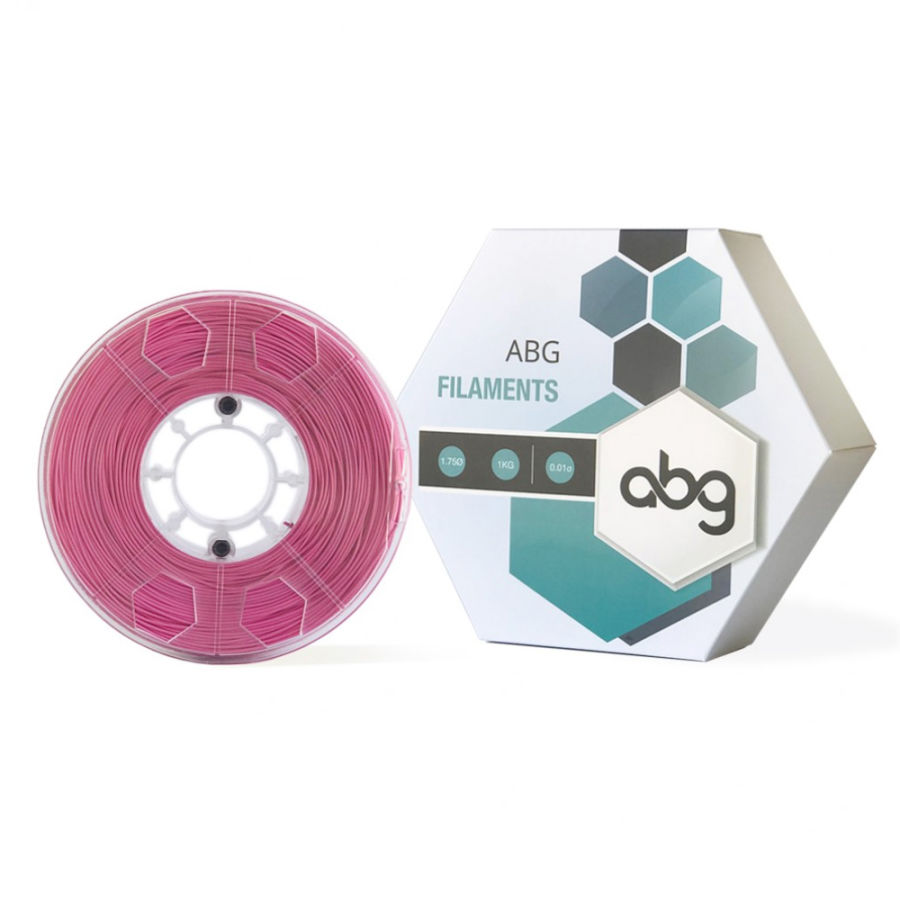 Filament 1.75 mm Pembe ABS - ABG