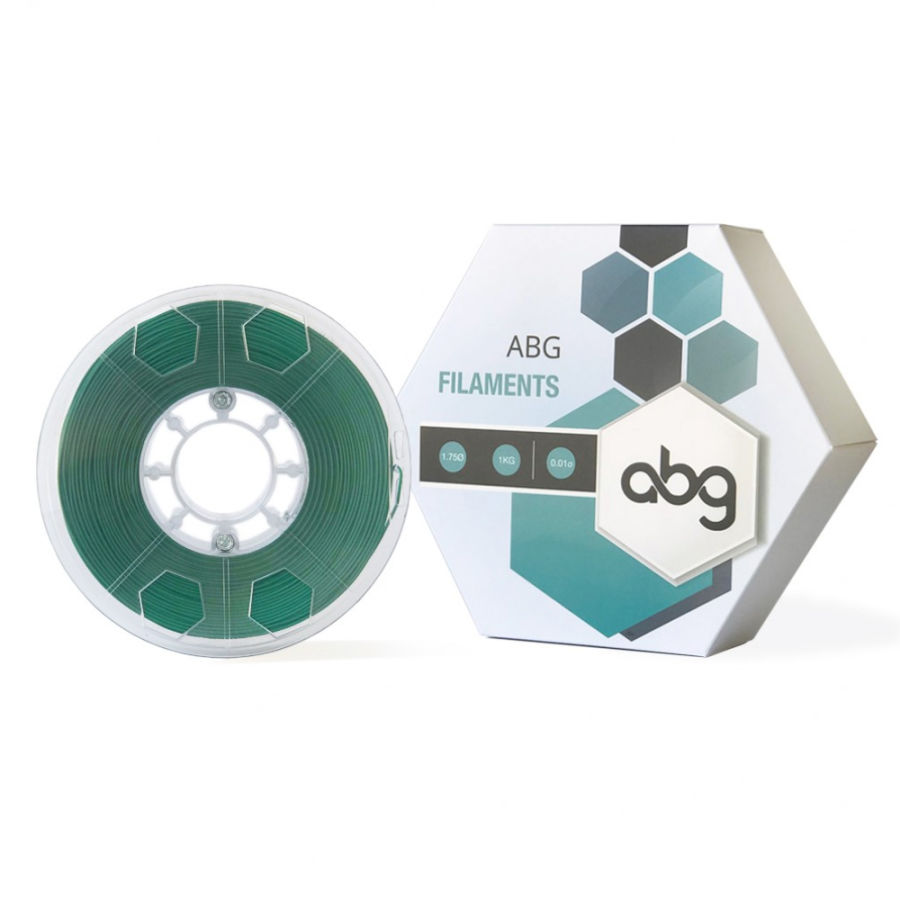 Filament 1.75 mm Yeşil ABS - ABG