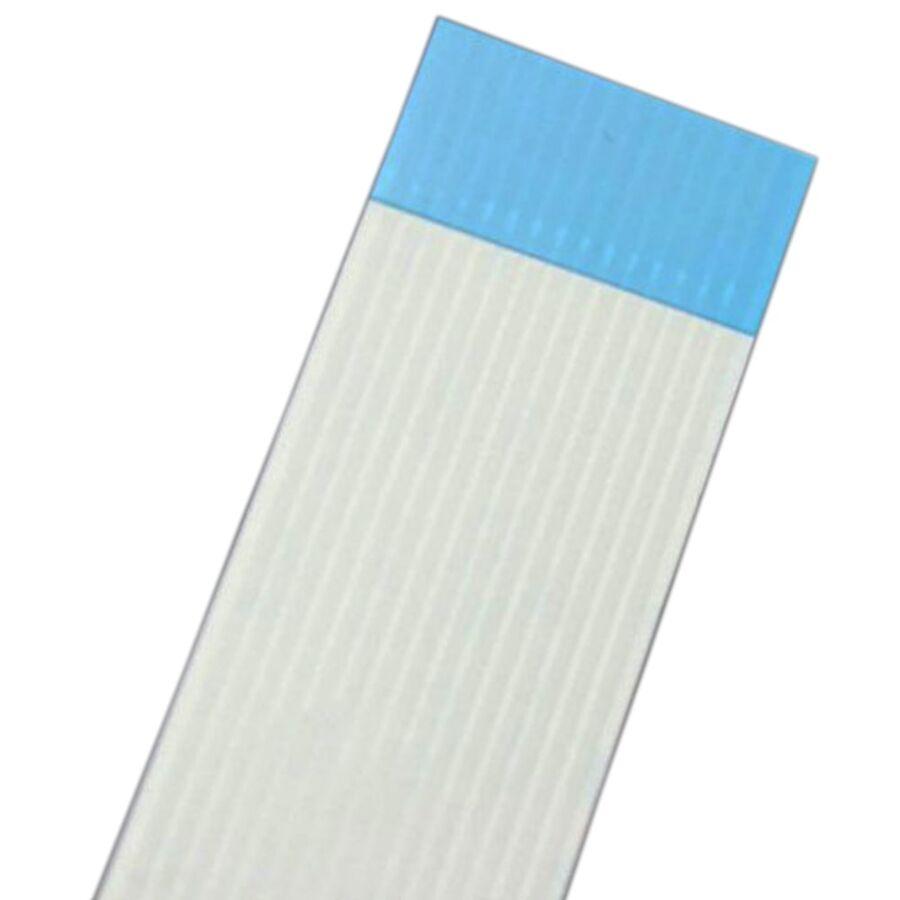 Flex Kablo 18 Pin 0.5mm 1m - Beyaz