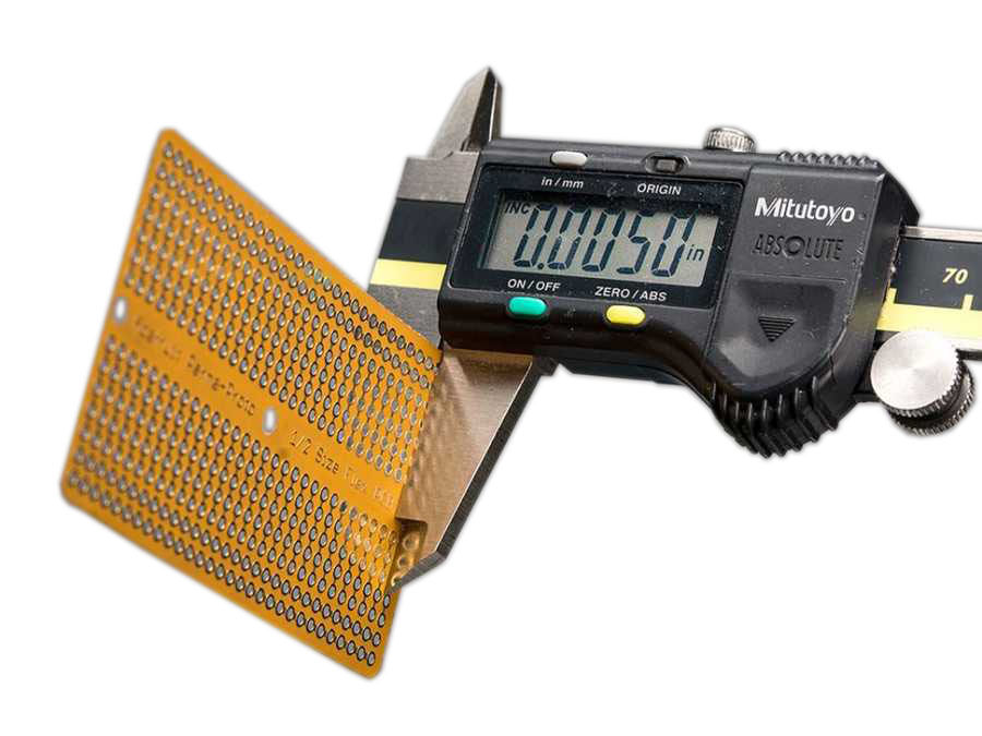 Flex Perma-Proto Yarım Boy Breadboard - Flex PCB 1 Adet