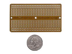 Flex Perma-Proto Yarım Boy Breadboard - Flex PCB 1 Adet - Thumbnail