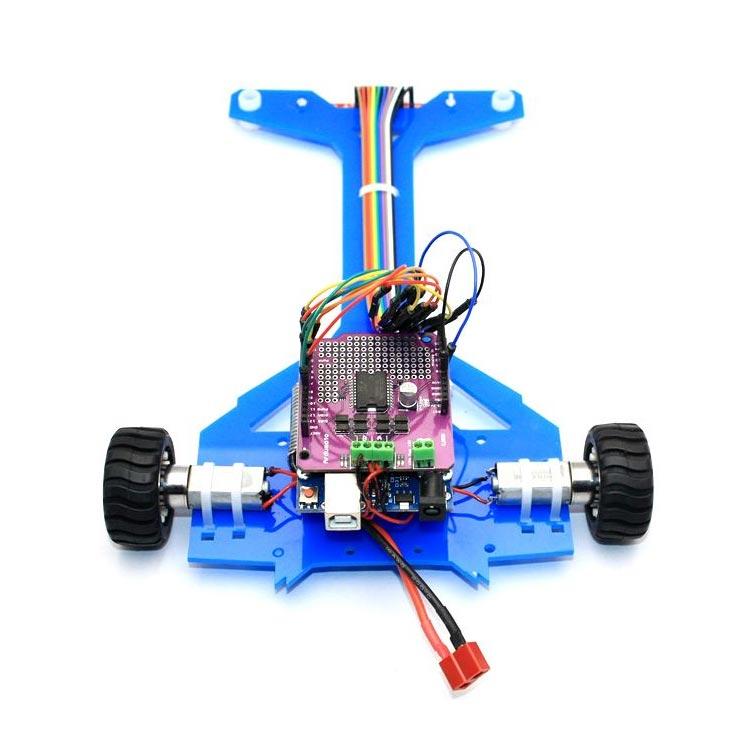 Fline Arduino Çizgi İzleyen Robot Geliştirme Kiti (Demonte)