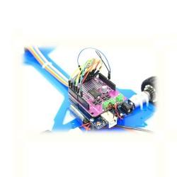 Fline Arduino Çizgi İzleyen Robot Geliştirme Kiti (Demonte) - Thumbnail