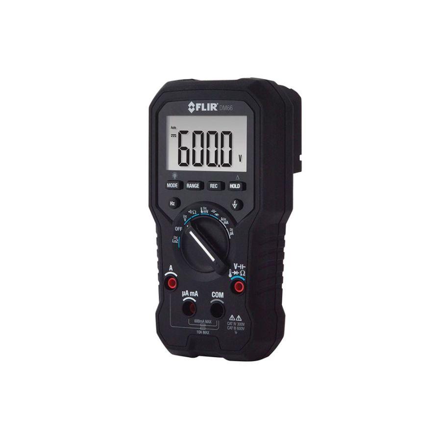 DM66 Dijital Multimetre Elec/Field Svc Trms W/Vfd Mod