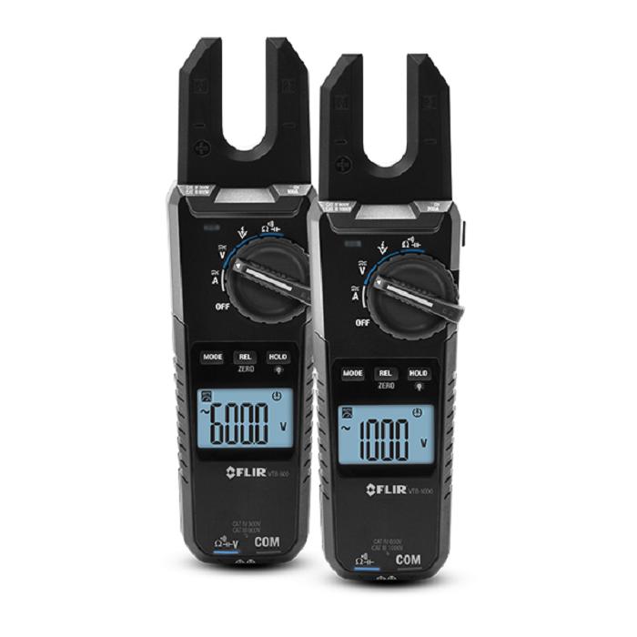 FLIR VT8-600 Dijital Multimetre Voltaj Süreklilik ve Akım Test Cihazı